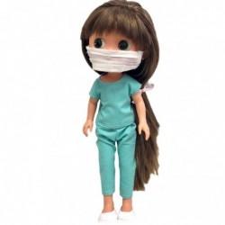 Muñeca Enfermera 38cm Dunya...