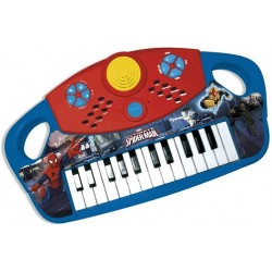 Spiderman piano organo...