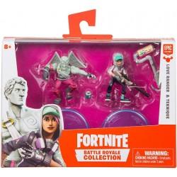 Fortnite - 2 Figuras 7 cm y...
