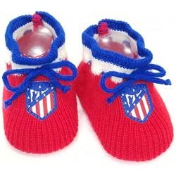 Patucos bebé Atlético de...