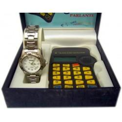 Conjunto reloj juvenil Suicrom