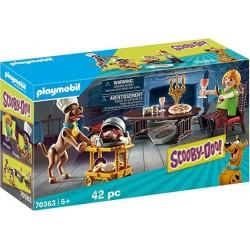 Playmobil 70363 SCOOBY-DOO!...