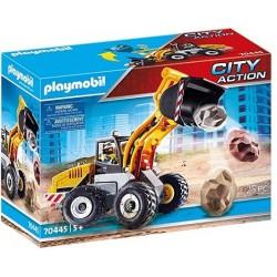 Playmobil 70445 Cargadora...