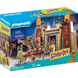 Playmobil 70365 SCOOBY-DOO!...