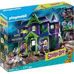 Playmobil 70361 SCOOBY-DOO!...