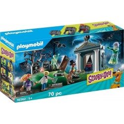 Playmobil 70362 SCOOBY-DOO!...