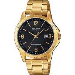 Reloj Casio solar Caballero MTP-VS02G-1A