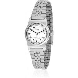 Reloj Casio LQ-333A-7B para mujer correa metálica