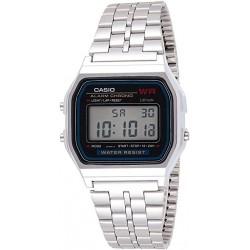 Reloj Casio A159WA-N1DF plateado
