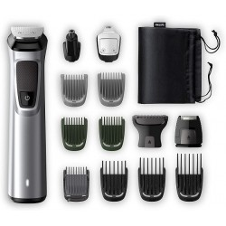 Philips Barbero MG7720 recortador de barba y pelo recargable con batería