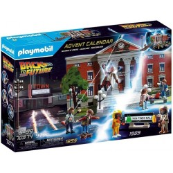 Playmobil 70574 Calendario De Adviento Back To The Future - Regreso al Futuro