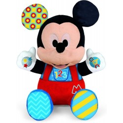 Peluche educativo Baby Mickey Mouse