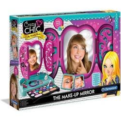 Tocador de maquillaje juguete Crazy Chic Clementoni