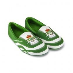Zapatillas de casa Real Betis Balompié 36 al 46 Slipper cerradas