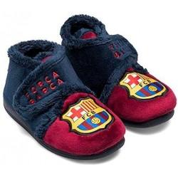 Zapatillas de casa Fc Barcelona botín tallas 20 a 30