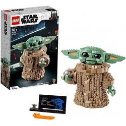 Lego Star Wars 75318 El niño Baby Yod  Edad recomendada: 10+