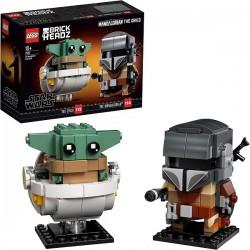 LEGO Star Wars 75317 El Mandaloriano y el Niño