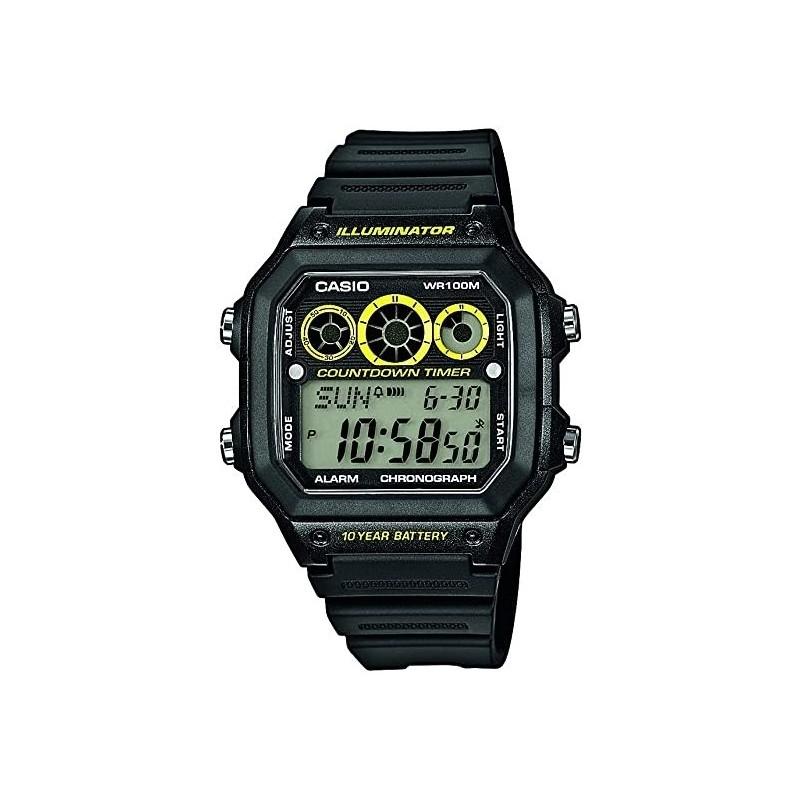 Reloj casio caballero AE1300WH1AV