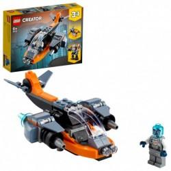 Lego Creator 31111 Ciberdrón