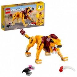 Lego Creator 31112 León...