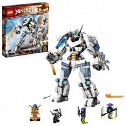 Lego Ninjago 71738 Combate...