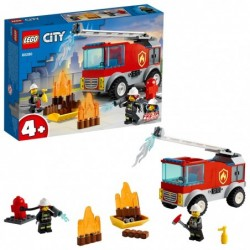 Lego City Fire 60280 Camión...