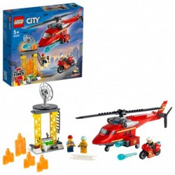Lego City Fire 60281...