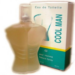 Agua de baño Cool Man 100ml