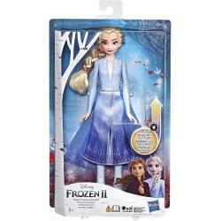 Frozen 2 Elsa Aventura Mágica