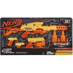 Nerf Alpha Strike Battalion set Hasbro