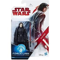 Figura Kylo Ren Star Wars  Hasbro Force Link 9,5cm