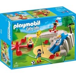 Playmobil 4132 Super set Patio de recreo