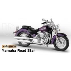 Yamaha Road Star Burago 1/18