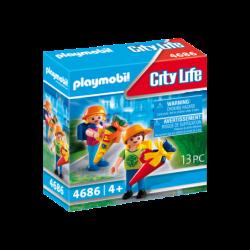 Playmobil 4686 Mi primer día de cole City Life