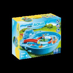 Playmobil 70267 1.2.3 Parque Acuático Playmobil 1.2.3