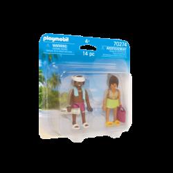 Playmobil 70274 Pareja de Vacaciones Duo Pack