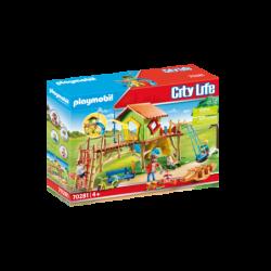 Playmobil 70281 Parque Infantil Aventura City Life