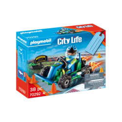 Playmobil 70292 Set Go-Kart City Life