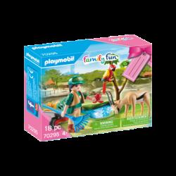 Playmobil 70295 Set Zoo City Life