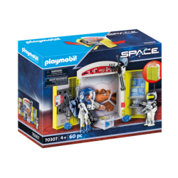 Playmobil 70307 Cofre Misión a Marte Space