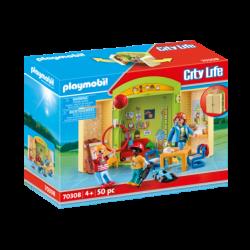 Playmobil 70308 Cofre Guardería City Life