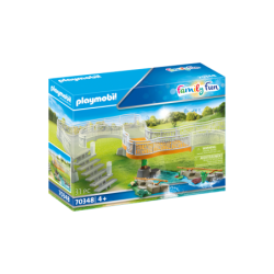 Playmobil 70348 Extensión Plataforma de Observación Zoo Family Fun