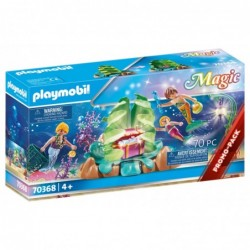 Playmobil 70368 Salón Coral de Sirenas Magic