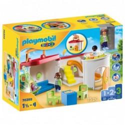 Playmobil 70399 1.2.3 Guardería Maletín Playmobil 1.2.3