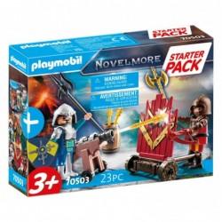 Playmobil 70503 Starter Pack Novelmore set adicional