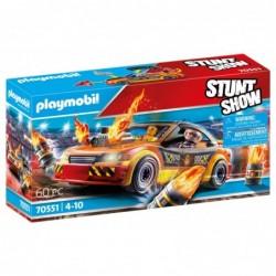 Playmobil 70551 Stuntshow Crashcar Stuntshow