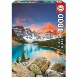 Puzzle 1000 Lago Moraine...