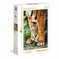 Puzzle 500 Piezas Tigre De...