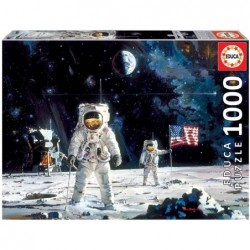 Puzzle 1000 First Men On...