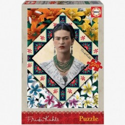 Puzzle 500 Frida Kahlo...